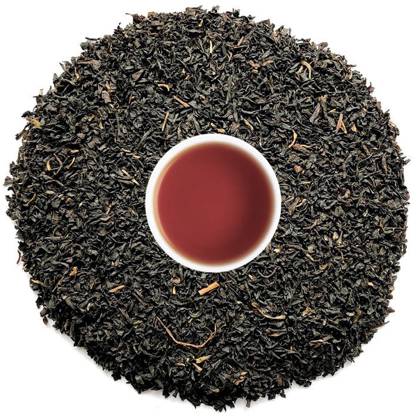 Buy Assam Black Tea Loose Leaf & Tea Bags: The Mighty Breakfast