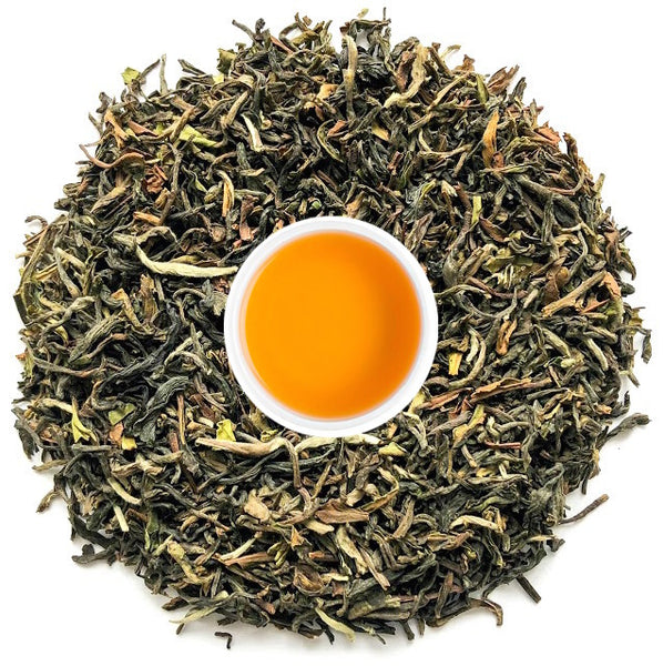 The Earl's Black Jack • Organic • Darjeeling Earl Grey Tea