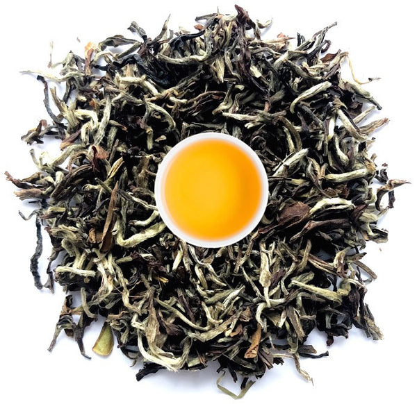 Buy The Silver Moonlight: Darjeeling White Tea Online