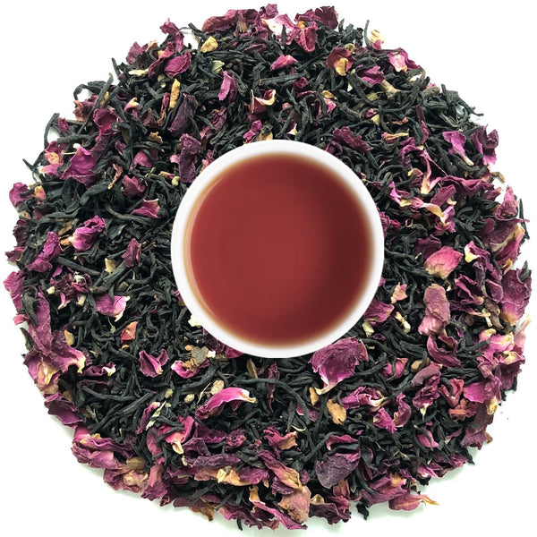 Buy Rose Chai : Assam Chai Online in India from Chai & Mighty