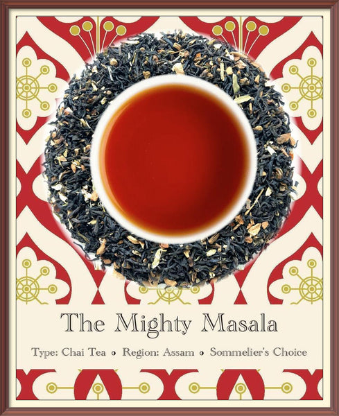 Assam Masala Chai Tea • The Mighty Masala