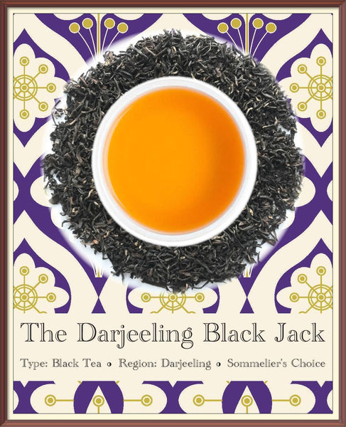 Darjeeling Black Tea • The Darjeeling Black Jack