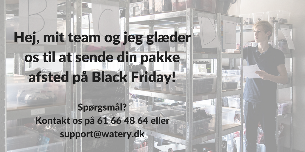 watery.dk black friday