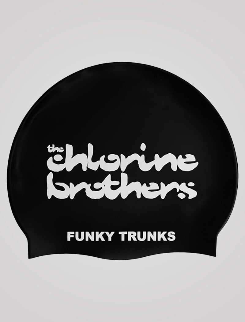 Image of   Funky Trunks badehætte - The Chlorine Brothers