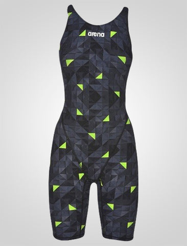 Arena ST Junior 2.0 Limited Edition - Sort/grøn Arena