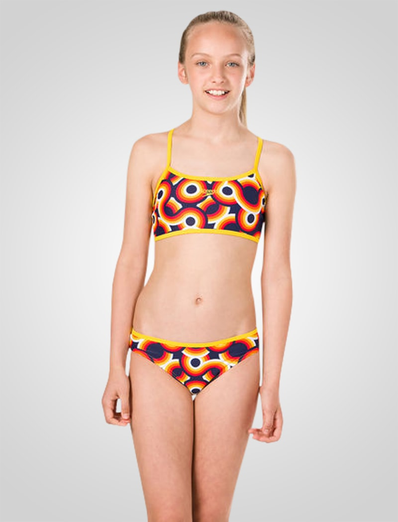 Image of   Speedo Colour Melt Bikini - Pige