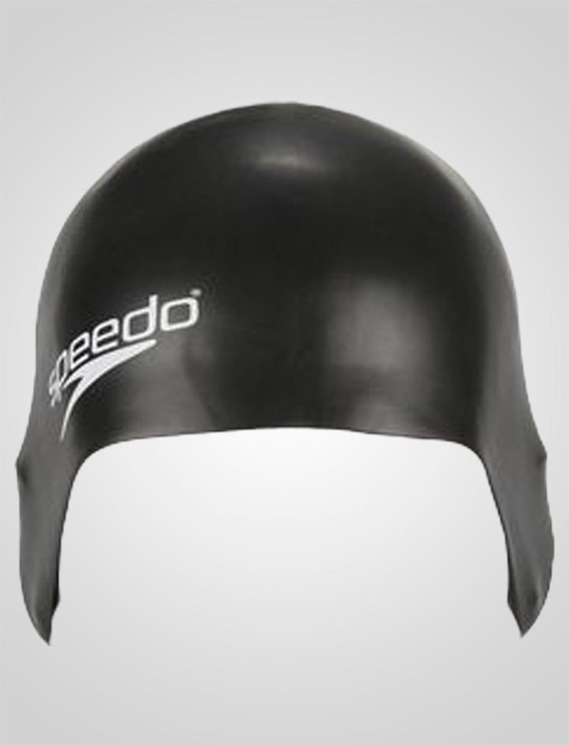 Image of   Speedo Silikone badehætte - Sort