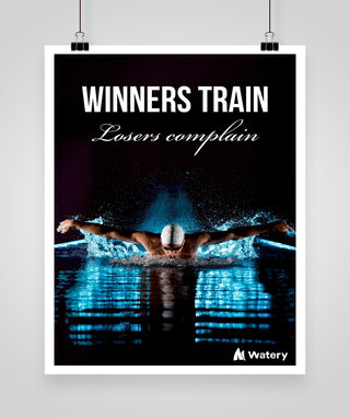 Winners Train - Losers Complain