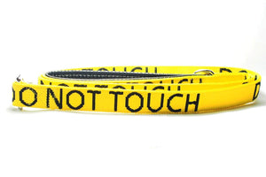 "Dog Lead ""DO NOT TOUCH"" - Medium/Large"