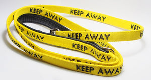 "Dog Lead ""KEEP AWAY"" - Small/Medium"