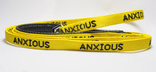 "Dog Lead ""ANXIOUS"" - Small/Medium"