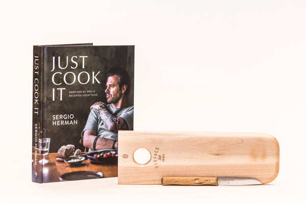 Just cut it kerstpakket