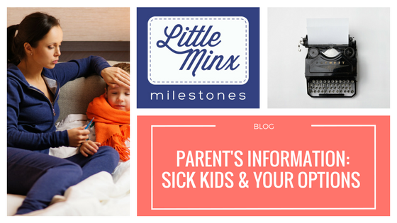 Important Things Parents Need To Know About Sick Kids