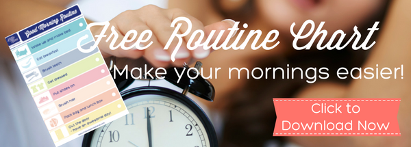 Good Morning Routine FREE Downloadable