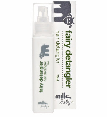 Baby Grooming Essentials - Fairy Hair Detangler by MILK