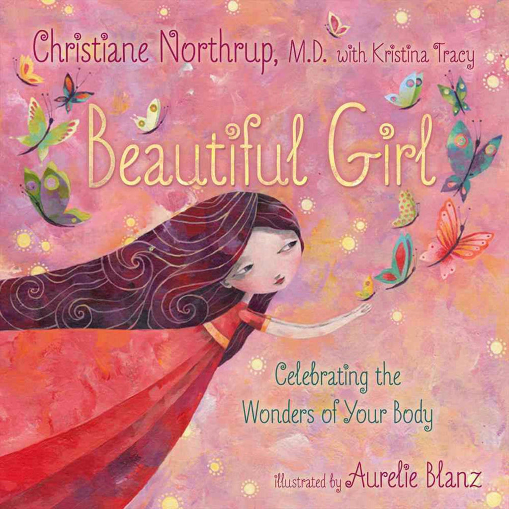 Beautiful Girl Picture Book with heart warming story of love and nurture