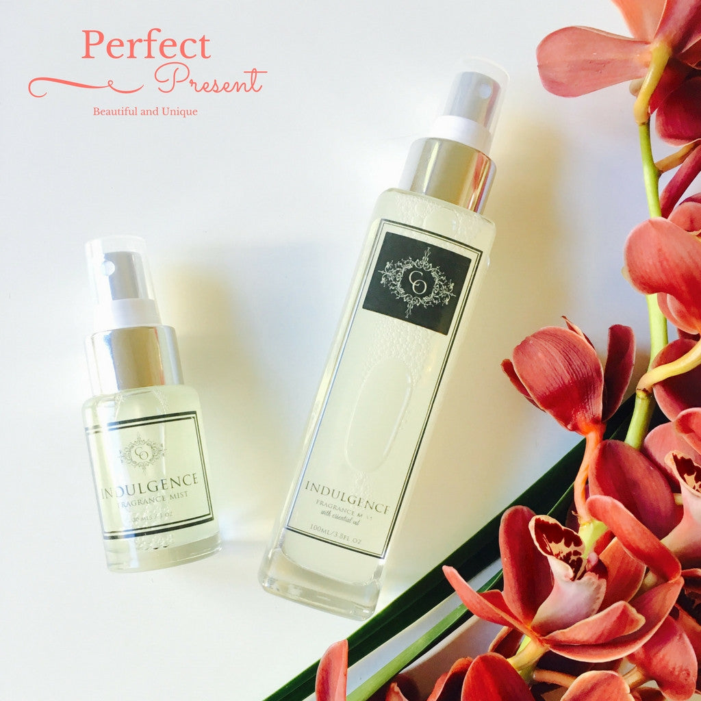 Natural & Gentle Body Fragrence - with Pure Essential Oils
