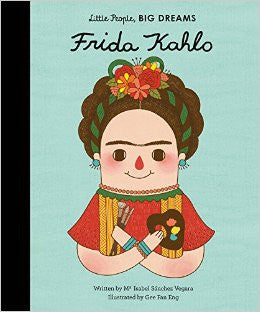 The true story of Frida Kahlo