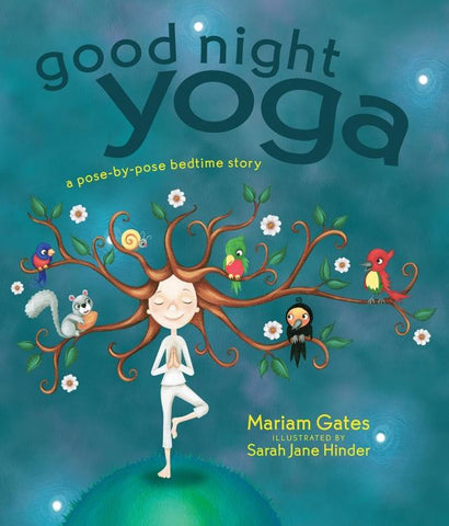 Good Night Yoga Bedtime Routine Book