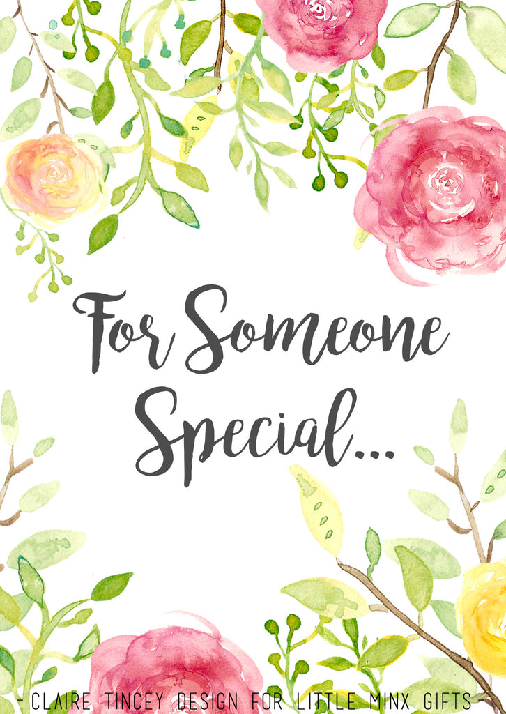 Gift Card - Someone Special