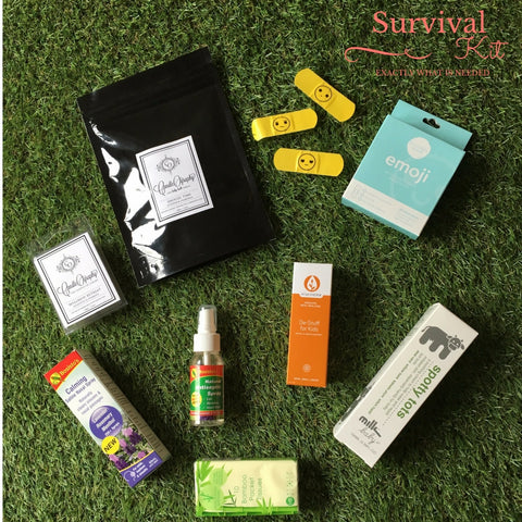 Hay Fever & Sniffles Survival Kit