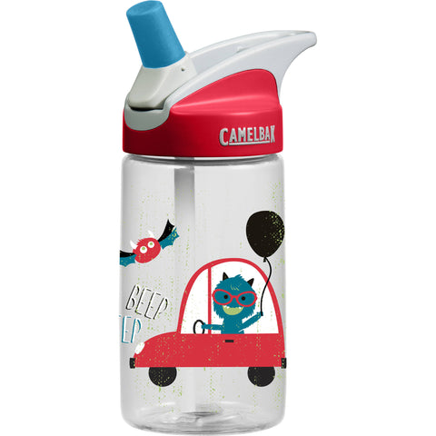 CamelBak Kids .4L Drink Bottle: Monsters