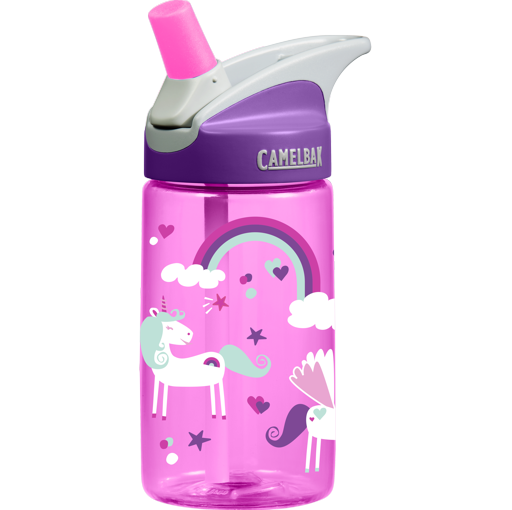 CamelBak Kids .4L Drink Bottle: Unicorns