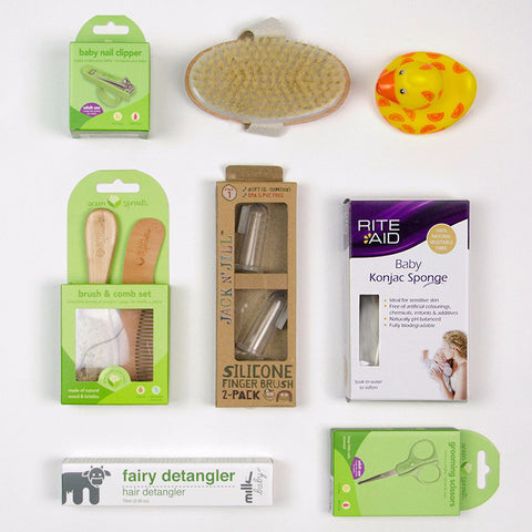 Grooming Essentials - Baby Shower Gift