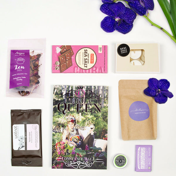 Like a Queen by Constance Hall Pamper Pack
