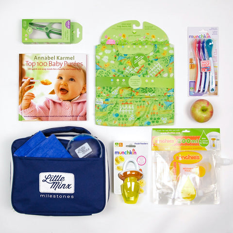 Survival Kit for Starting solids