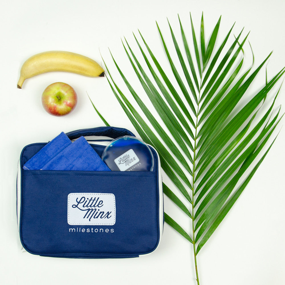 Little Minx Insulated Lunch Bag
