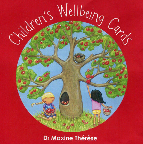 Children's Wellbeing Card Set