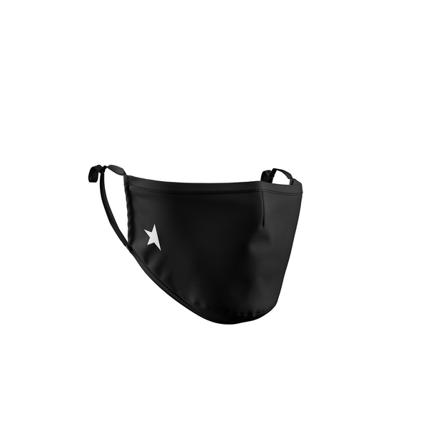 Titos Mask black / black