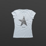 Titos Brutal Star women's t-shirt