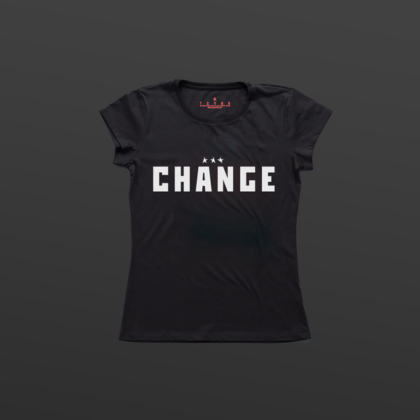 Titos Resist CHANGE women's t-shirt