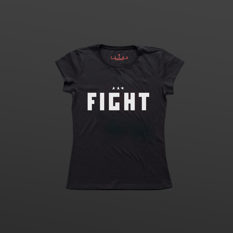 Titos Resist FIGHT women's t-shirt