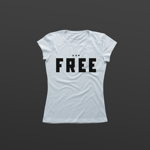 Titos Resist FREE women's t-shirt