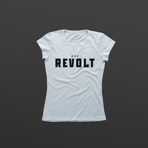 Titos Resist REVOLT women's t-shirt