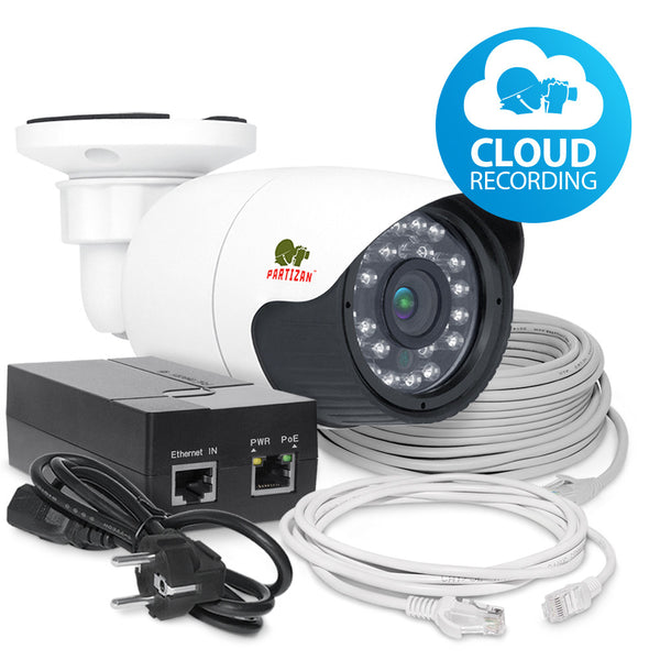 1.0MP IP камера<br>Cloud Bullet IPO-1SP SE POE 2.0