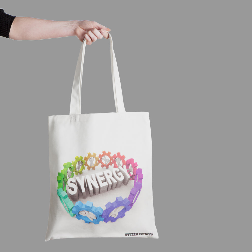 Synergy - Tote Bag