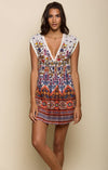 RUHI SHORT DRESS-Clothes, Dresses-Topaze Fashion