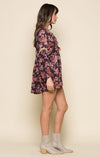 ENCHANTED GARDEN TUNIC DRESS-Clothes, Dresses-Topaze Fashion