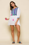 KALANI TASSEL TUNIC-Clothes, Dresses-Topaze Fashion