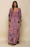 ELECTRIC LOVE MAXI DRESS-Clothes, Dresses-Topaze Fashion