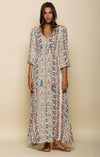 YASMIN DUSTER MAXI DRESS-Clothes, Dresses-Topaze Fashion
