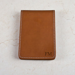 Leather Personalised Credit Card Holder - Luxe Gift Store