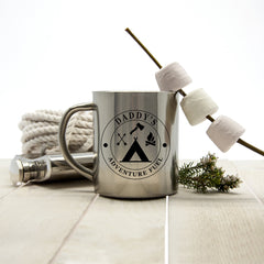 Adventure Fuel Personalised Outdoor Mug - Luxe Gift Store