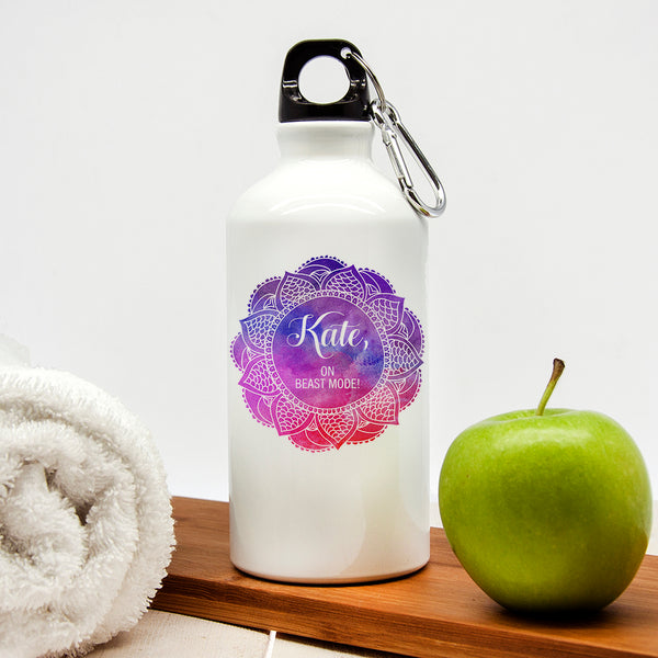 Spirited Personalised Water Bottle