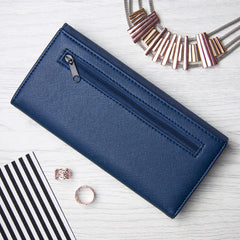 Vibrant Personalised Ladies Wallet - Luxe Gift Store