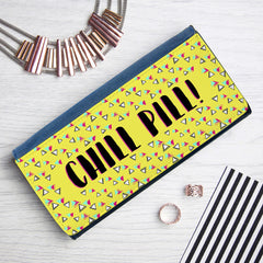 Vibrant Personalised Ladies Wallet